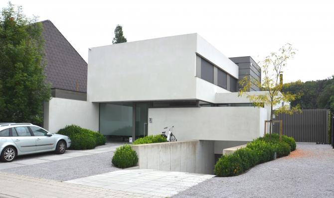 Studio verde berwout dochy tuinarchitect for Tuinarchitect modern